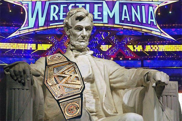 Abe Lincoln Is In The Wrestling Hall Of Fame