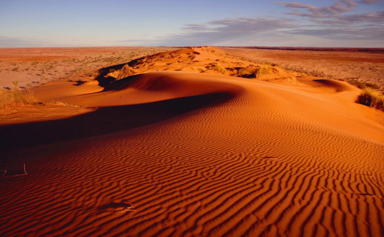 Australia's desert