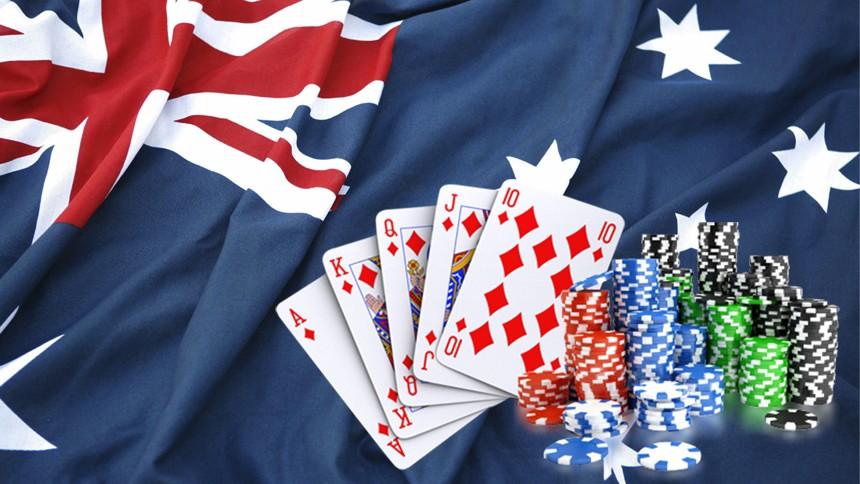 gambling in Australia