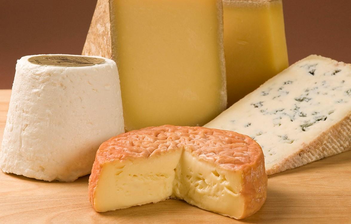 400 varieties of cheese