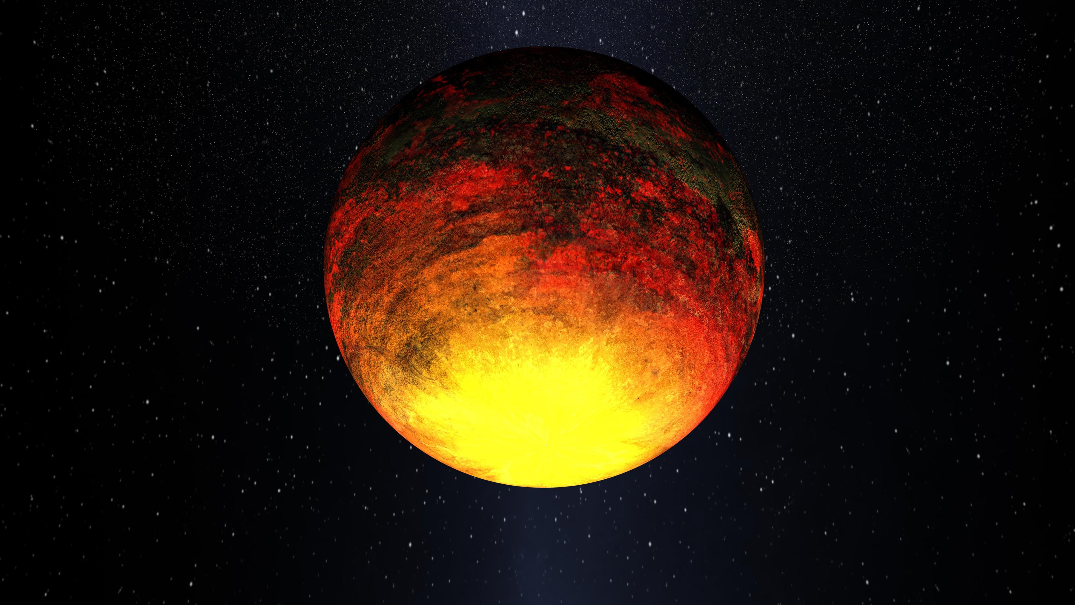 """Kepler-78b is similar to Earth that is referred as """"lava world""""."""