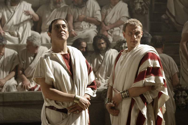 Only freeborn men were allowed to wear togas in ancient Rome