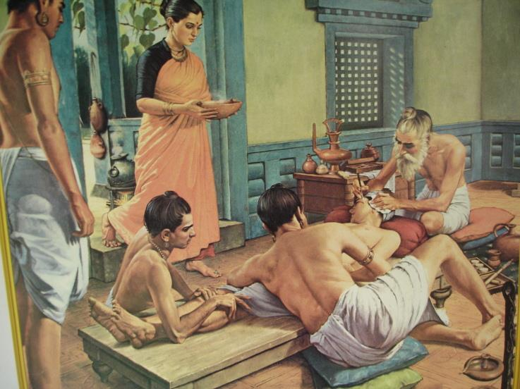 Plastic surgery had his roots more than 4000 years old in India