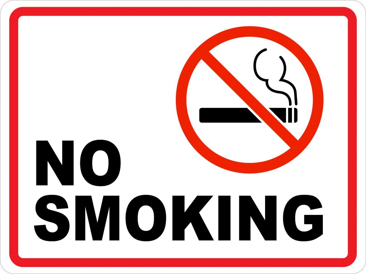 Smoking in White House