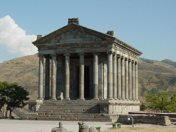 Temple of Fortuna was the first ever temple built in Romans