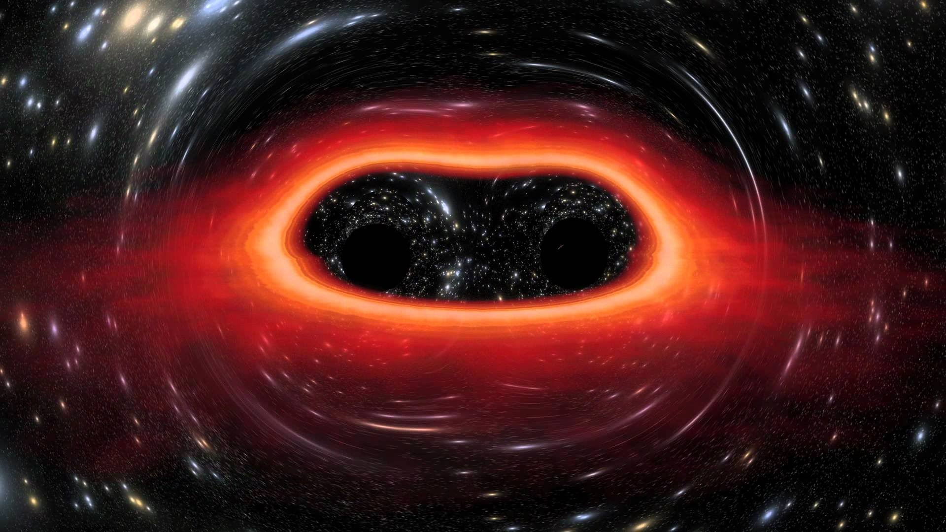 The biggest black hole is Monster Black Hole