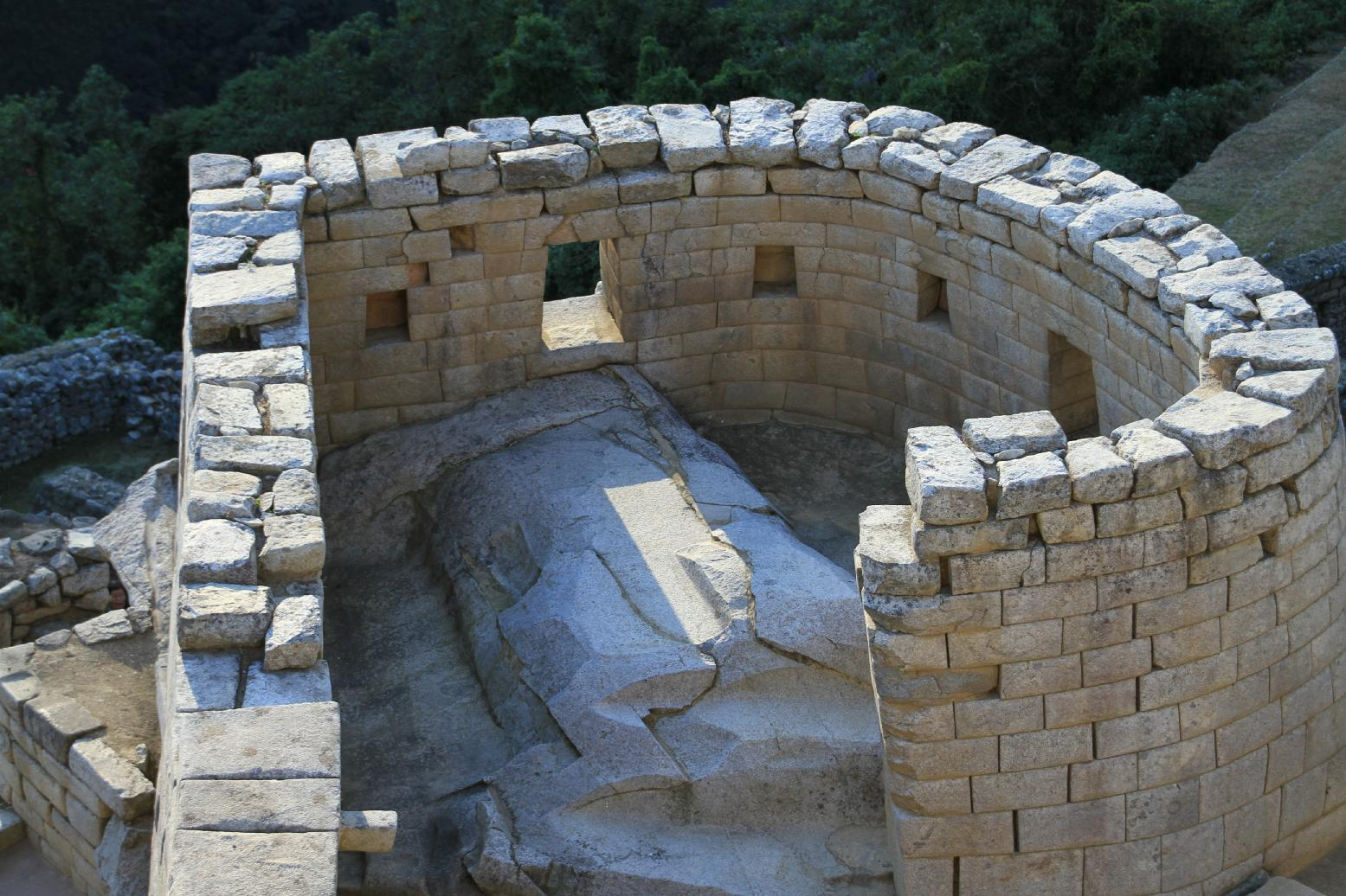 Machu Picchu has been identified as an astronomical observatory