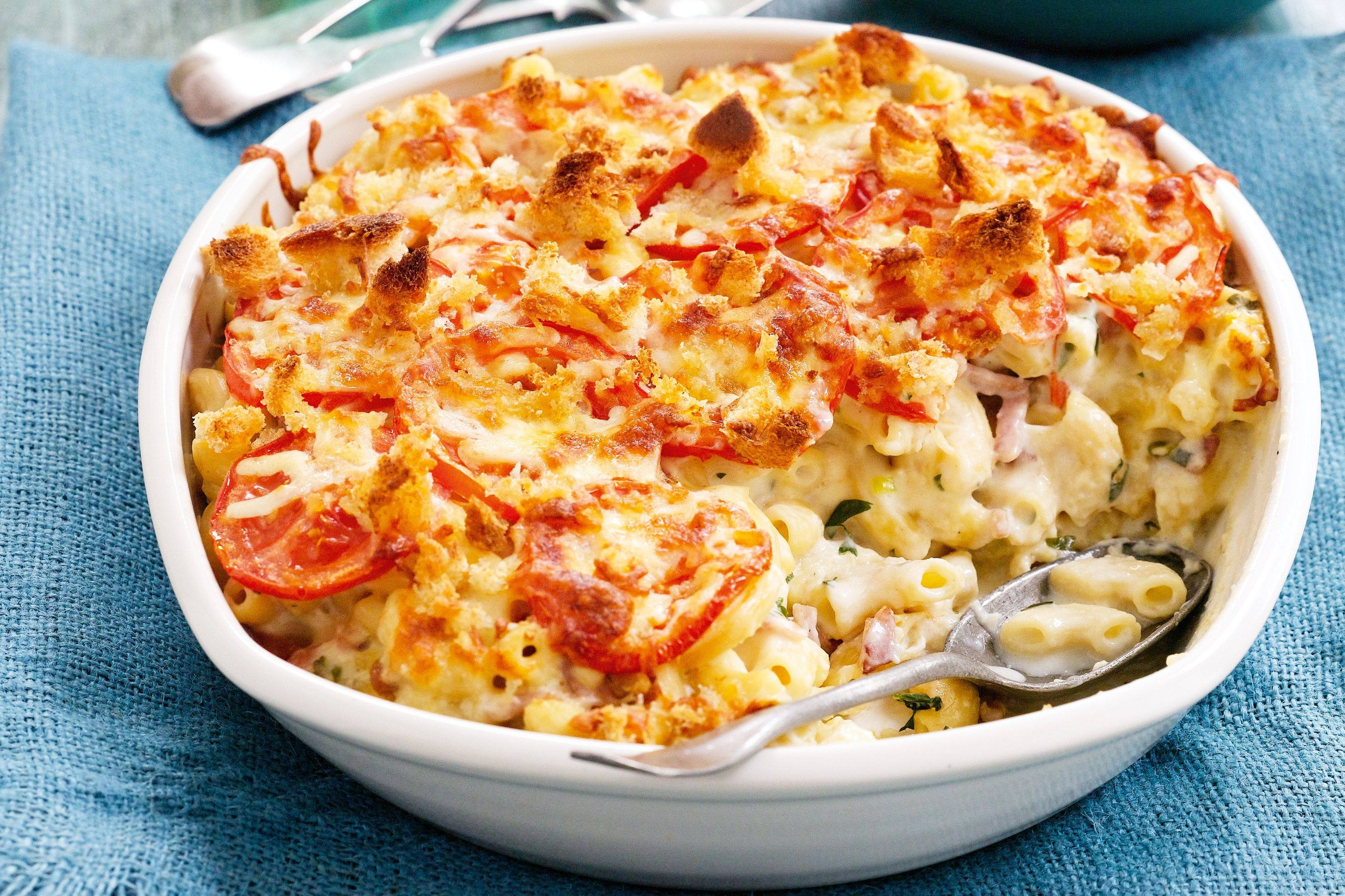 Canada consumes more cheese and macaroni than any other country in the world.