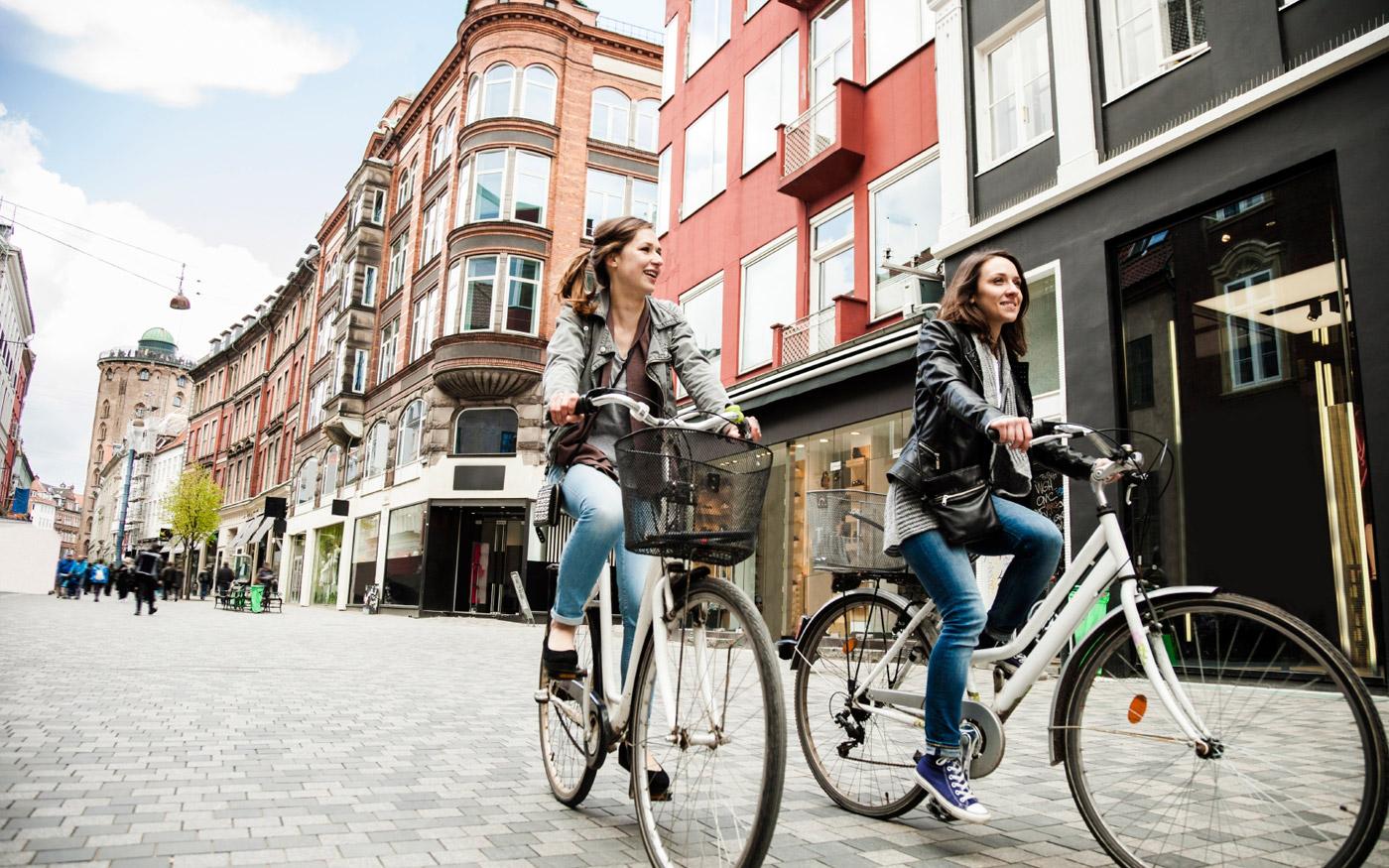 Copenhagen has more bicycle than people