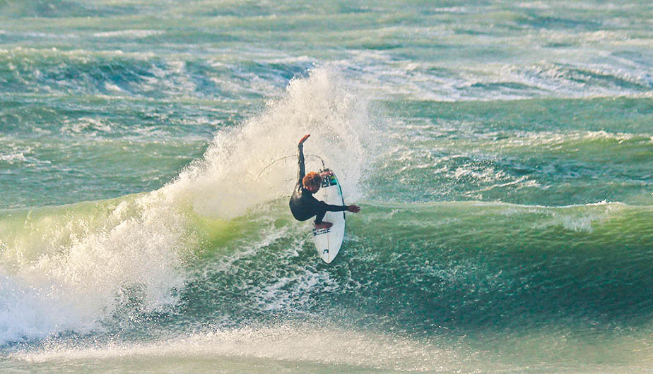 Denmark has a place to surf called Cold Hawaii known as one of the best beaches in Scandinavia for surfing.