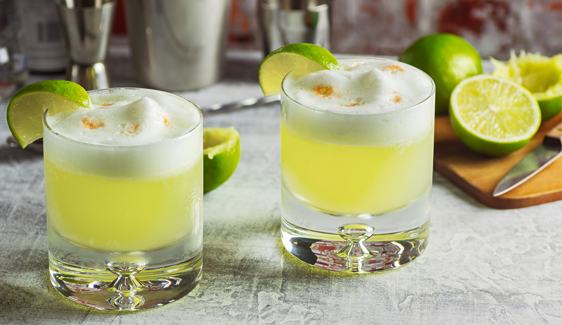 Pisco is Chile's national drink - Serious Facts