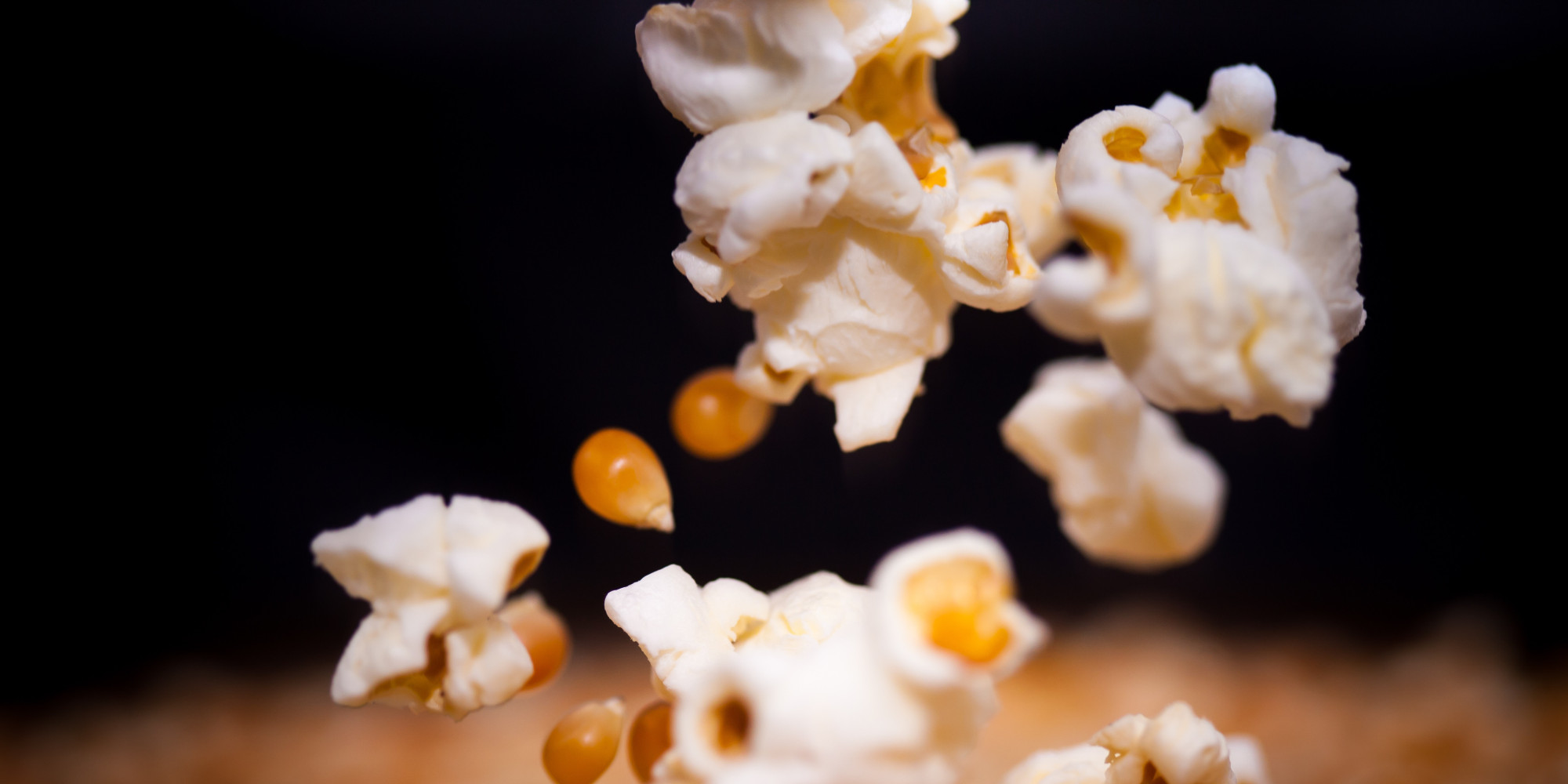 """Popcorn is a special type of corn that """"pops"""" when exposed to heat - Serious Facts"""