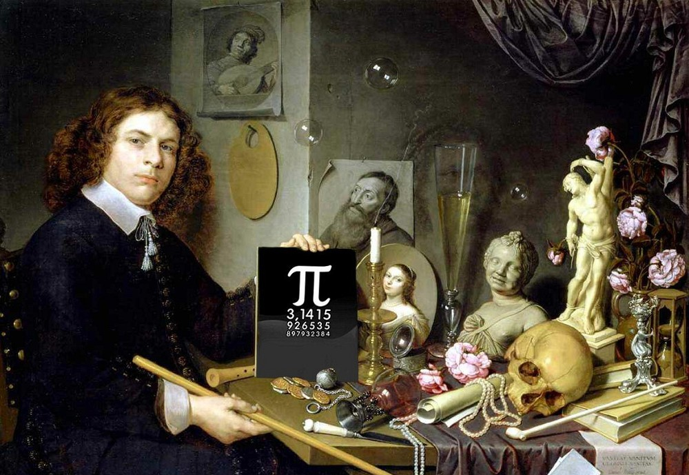 William Jones introduced the symbol of Pi in 1706 - Serious Facts