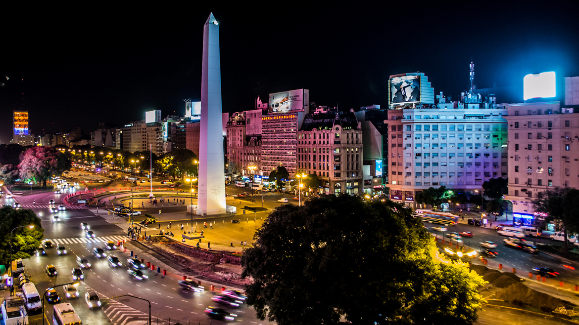 Buenos Aires is the capital city of Argentina.