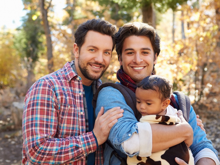 Gay couples cannot adopt in Mississippi or Utah.