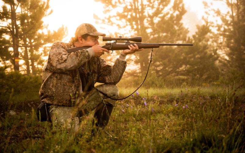 Hunting is illegal in In Kenya.