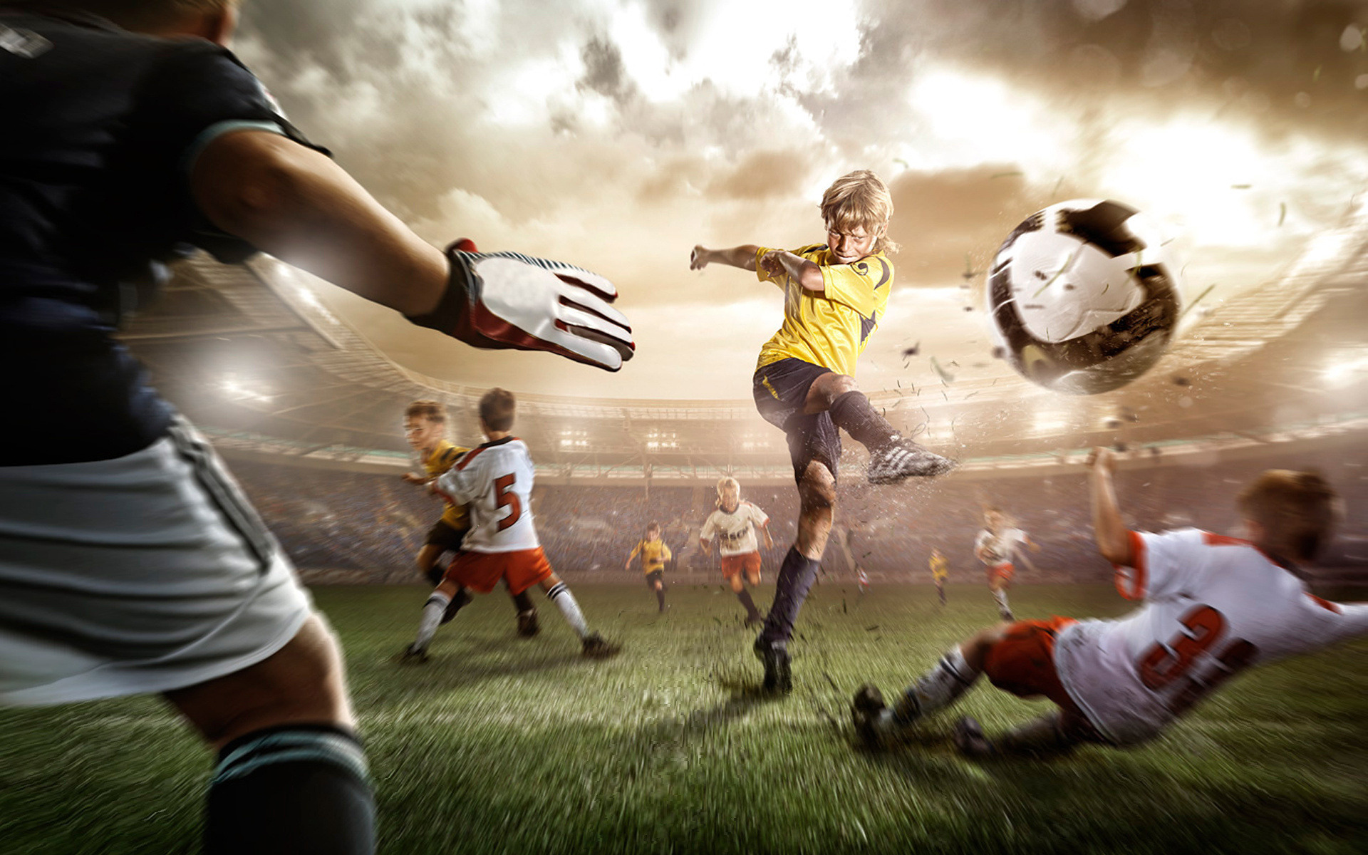 Most popular sport amongst Djiboutians is the Football.