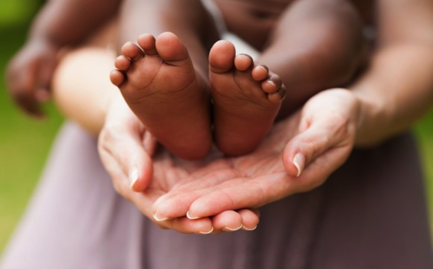 The US adopts more children internationally and locally.