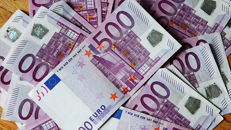 The official currency of Ireland is the Euro.