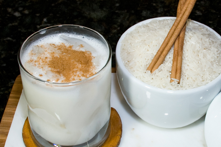 A famous drink in Venezuela is 'chi cha andina', which made from rice or corn flour.