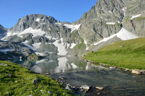 Lake Karachay is the world's most polluted lake located in Russia.