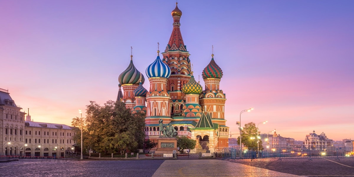 Moscow is the capital and the largest city in Russia.