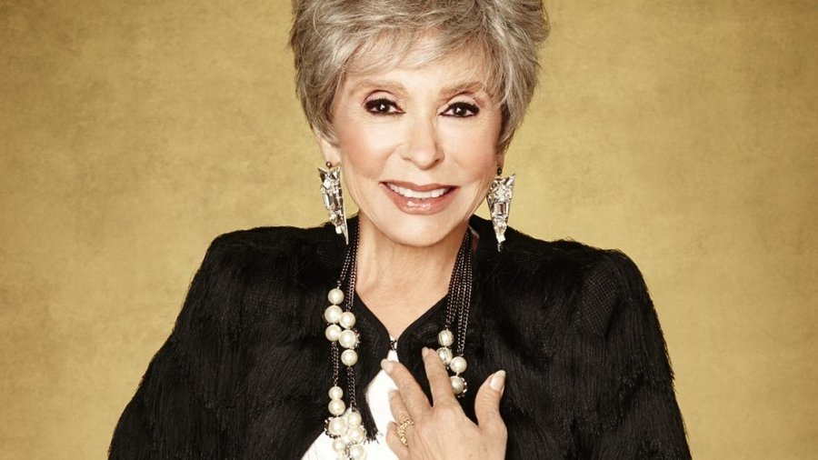 Rita Moreno, a Puerto Rican actress is the first person in the world to win an Oscar.