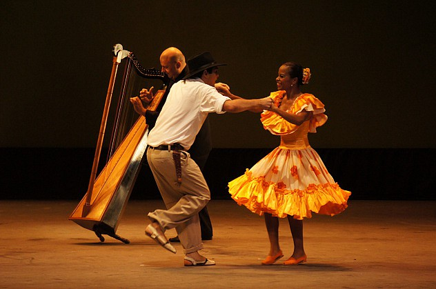 The Joropo is the national dance of the country.