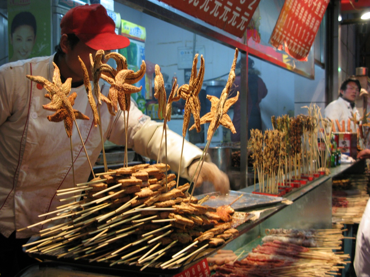 The Starfish is sometimes eaten in China, Micronesia and Japan.