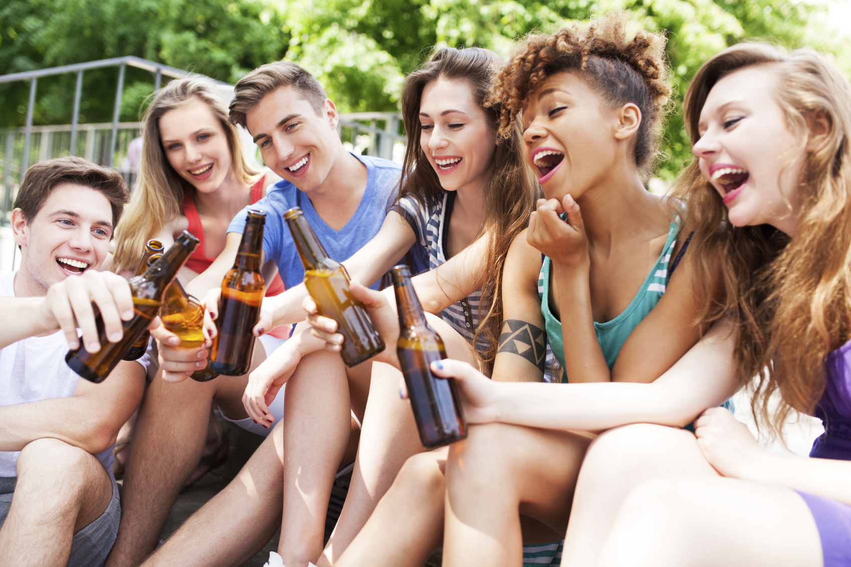 The US has the one of the highest minimum drinking age in the world.