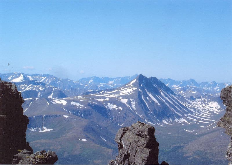 The Urals are the oldest mountains in the world in Russia.