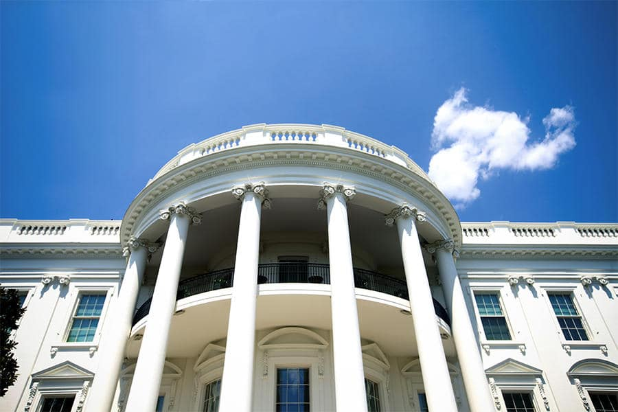 Two-floors-of-the-White-House-are-reserved-for-the-First-Family.