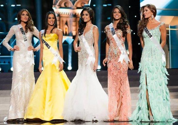 Venezuela has six times Miss Universe winner and five times Miss World.
