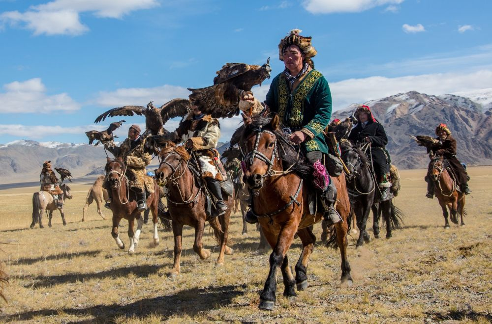 About 5000 years ago, Mongolian tribes were the first to domesticate the horse.