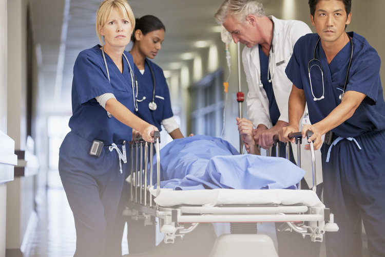 About 64% of physicians report working overtime.