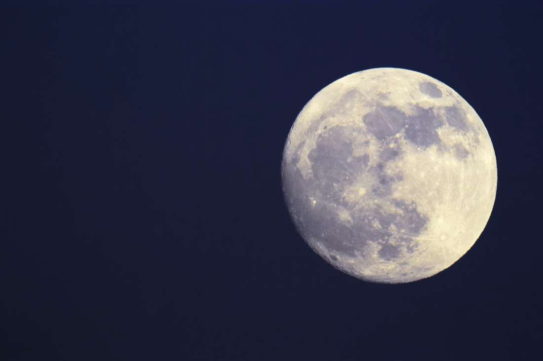 An earthquake on the moon is called a moonquake.
