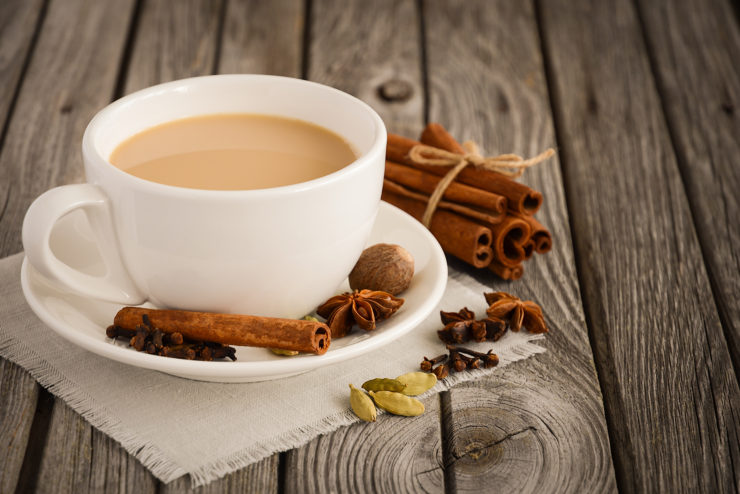 The British consume more than 165 million cups of tea every day.