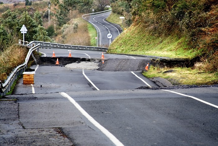 More earthquakes happen in the Northern Hemisphere than in the Southern Hemisphere.