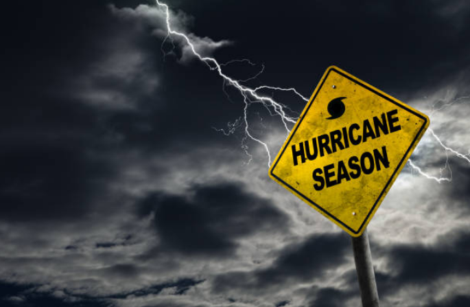 Hurricane usually begins in late summer or early fall because it need warm and moist air.