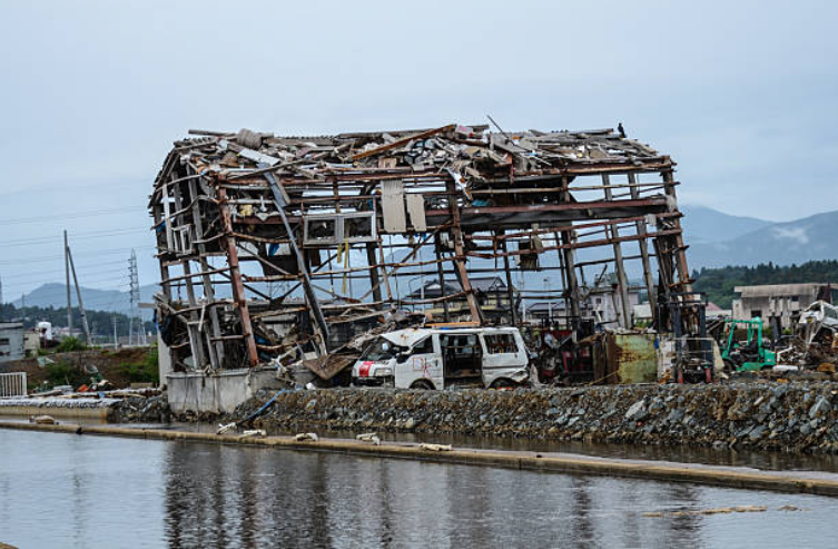 In March 2011, the Tohoku earthquake off the eastern coast of Japan caused a tsunami that was a major factor in the death of over 15000 people.