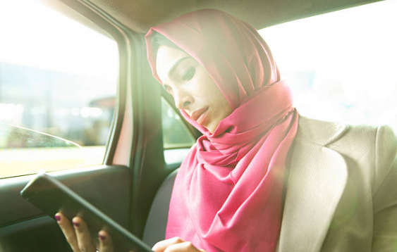 Officially, Saudi women may not travel overseas without the authorization of their husbands.