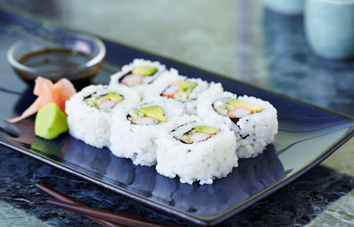 Sushi rice is also called shari or sumeshi.