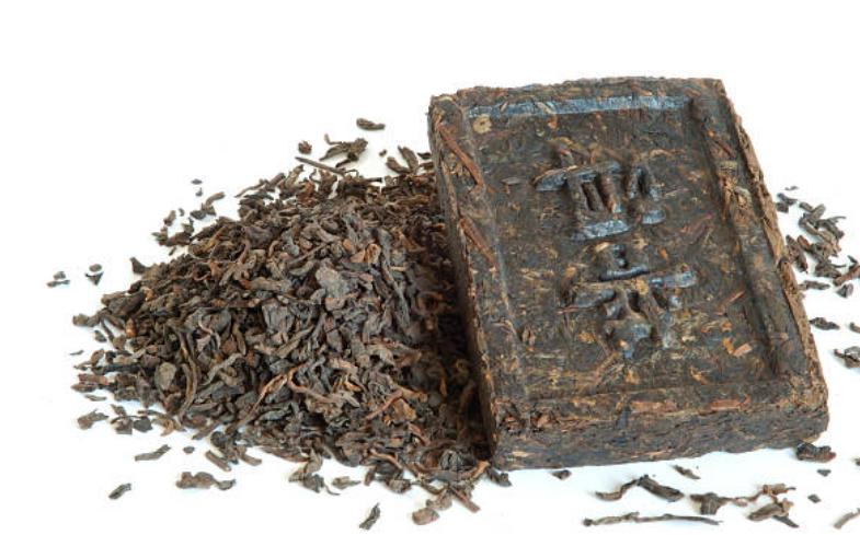 Tea bricks were used as money in Siberia until the WW2.