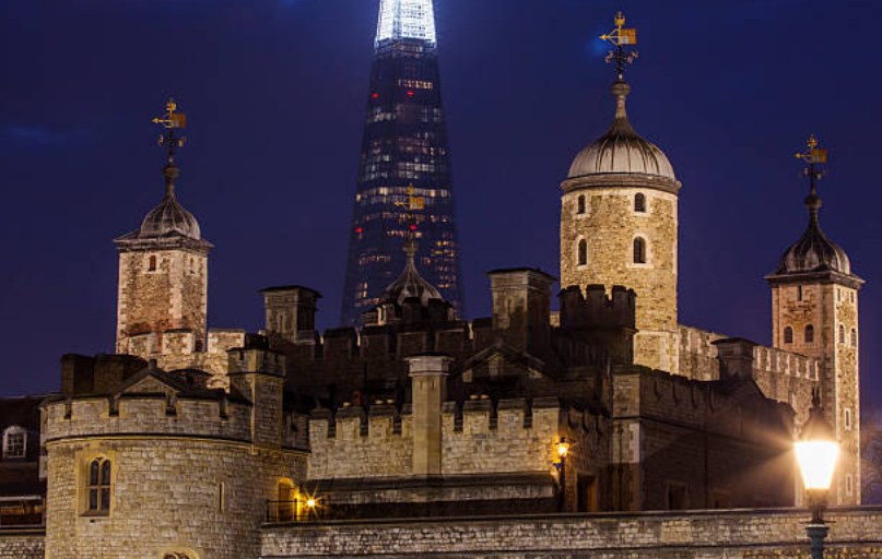 Windsor Castle and the White Tower are most famous castles built in England.