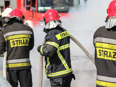 75% of all firemen are actually volunteers.