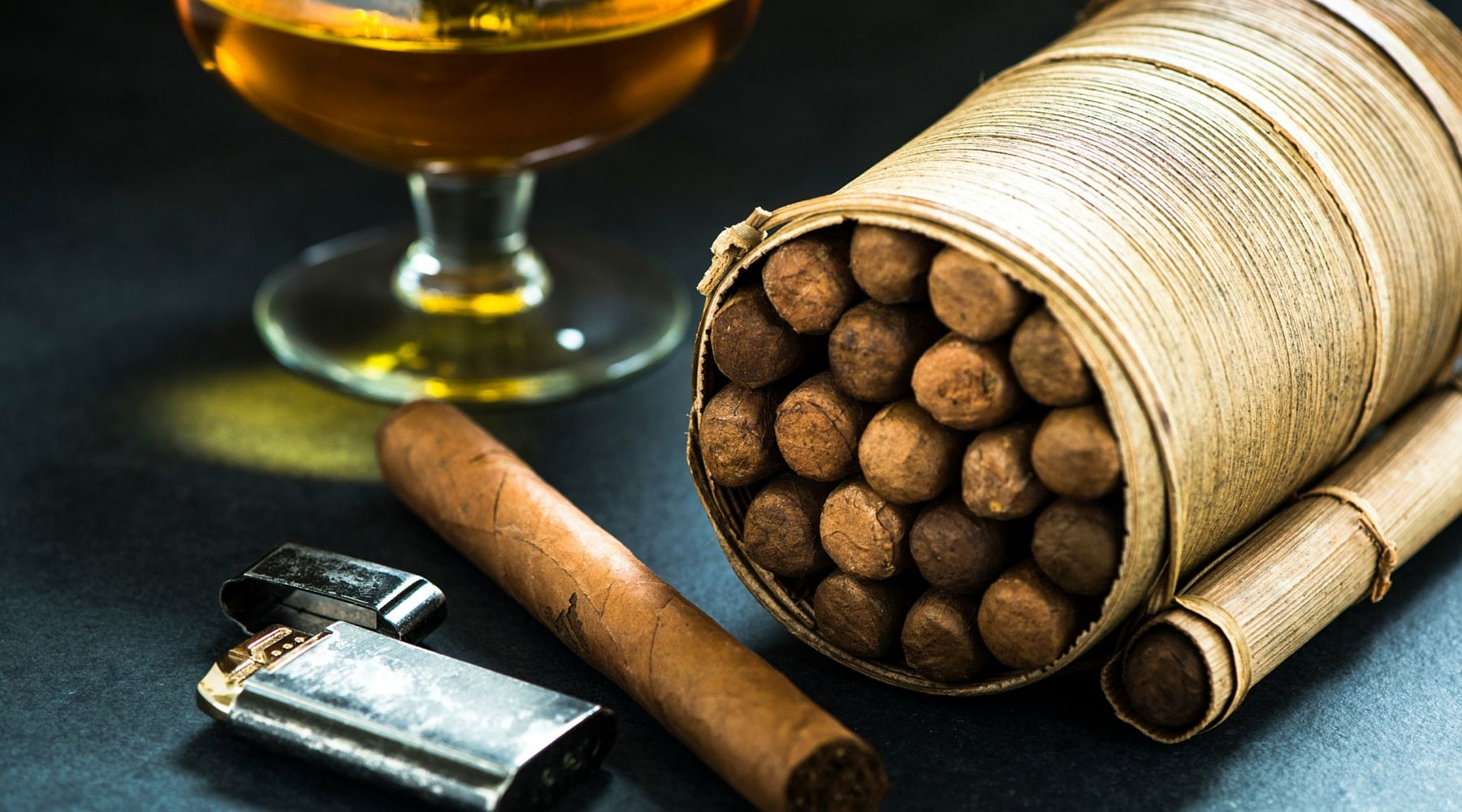 Cuba is known for its cigars, which are thought to be the finest in the world.