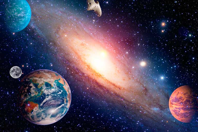 Japetus (Satellite Iapetus) is the oldest on this planet.