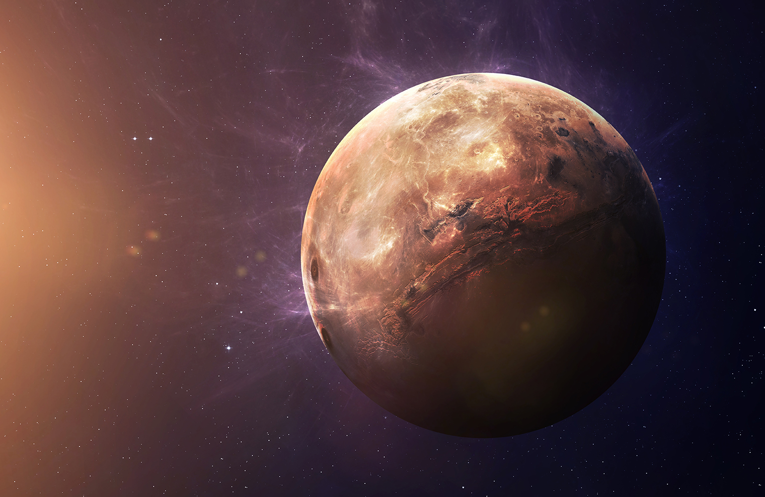 Mercury is the second hottest planet in the Solar System.