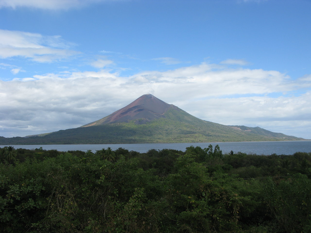 Nicaragua is divided into three regions the North Central Highlands, the Pacific Lowlands, and the Atlantic Lowlands.
