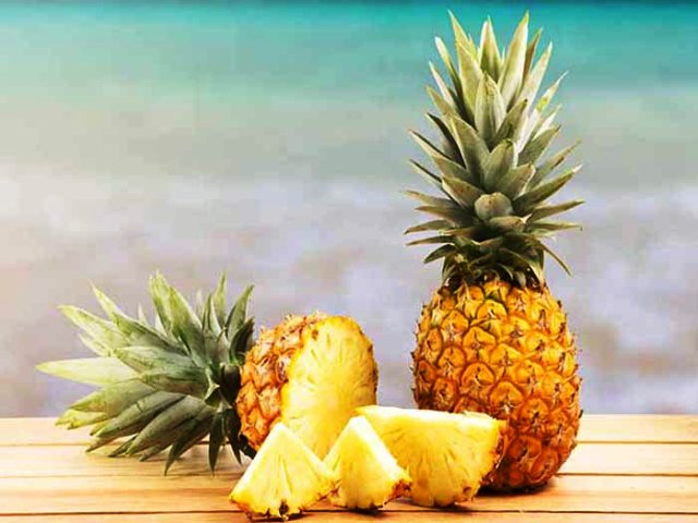 Pineapple can reduce inflammation and prevent development of blood clots.